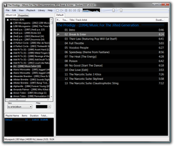 foobar2000 - the best audio player
